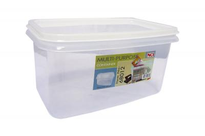 68012 Rectangle Container with various sized