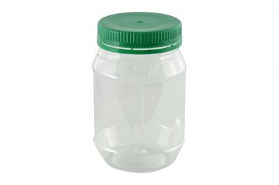 2103 PET 350ml Container With Cover (Round)
